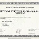 C.A.P. Agricole de Maréchal-Ferrant