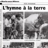 L'Alsace (Ste-Marie-aux-Mines) le 10 août 1994 (1sur2)