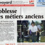 Le Courrier Savoyard le 1er octobre 1999