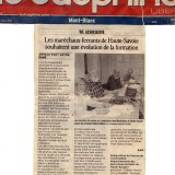 Le Dauphiné libéré - 4 mars 2010