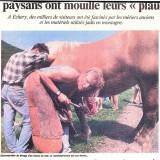L'Alsace le 8 août 1994